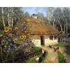 Картина по номерам Шевченковская хата