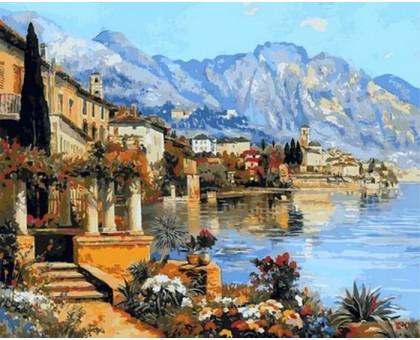 Картина по номерам Прекрасная Италия