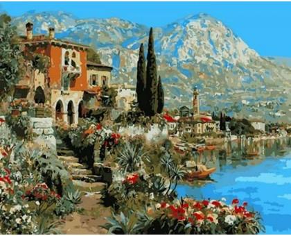 Картина по номерам Очарование Италии