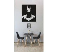 Картина из дерева Batman