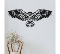 Картина из дерева Eagle
