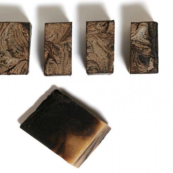 «Чистотел» дегтярное натуральное мыло