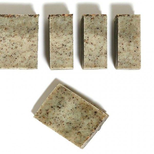 «Конопляное» натуральное мыло