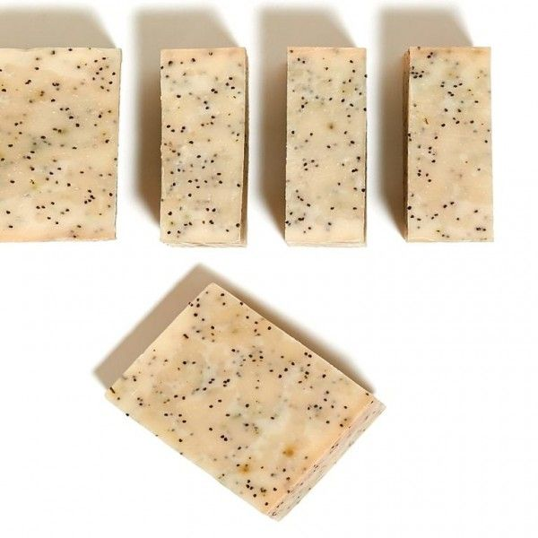 «Маковый Фитнесс» натуральное мыло