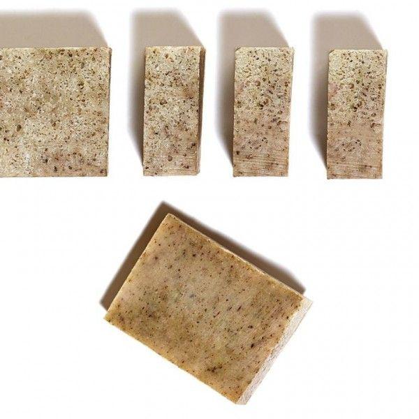 «Лавровое» натуральное мыло