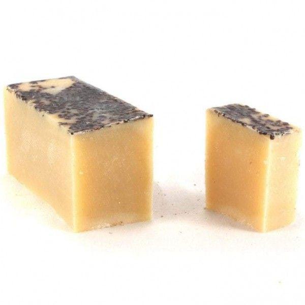 «Льняное» натуральное мыло