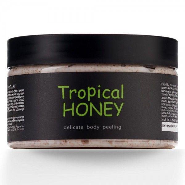 Скраб для тела и лица «Тропический Мед»