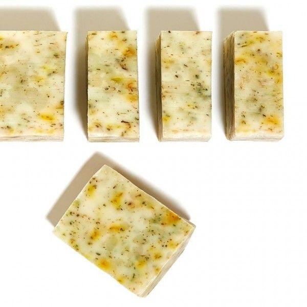 «Разнотравье» натуральное мыло