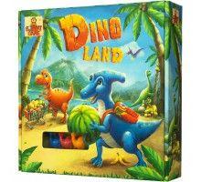 «DINO LAND» - НАСТОЛЬНЫЙ КВЕСТ О ДИНОЗАВРАХ