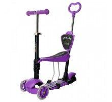 Самокат JR 3-026-K Фиолетовый